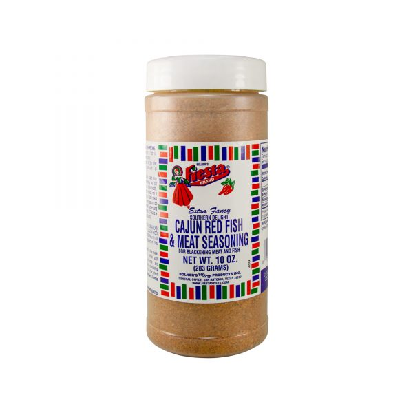 Cajun Red Fish & Meat Seasoning
