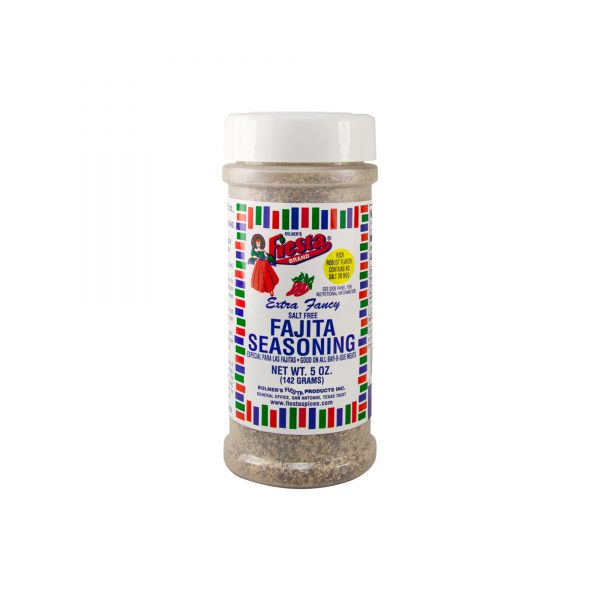 Fajita Seasoning - Salt Free