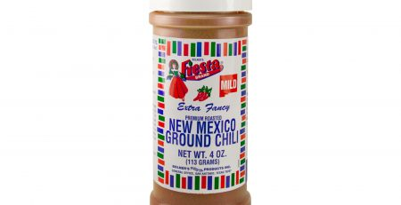 New Mexico Ground Chili