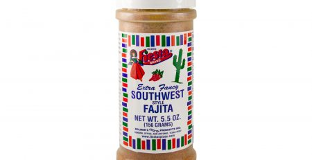 Southwest Style Fajita Seasoning