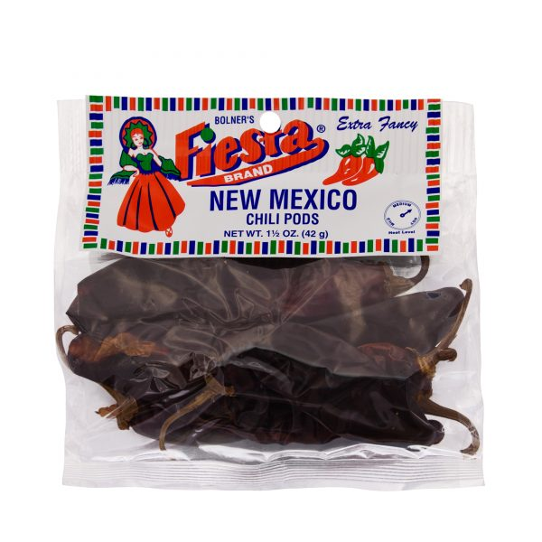 New Mexico Chili Pods