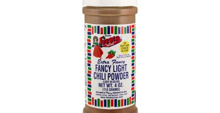 Fancy Light Chili Powder