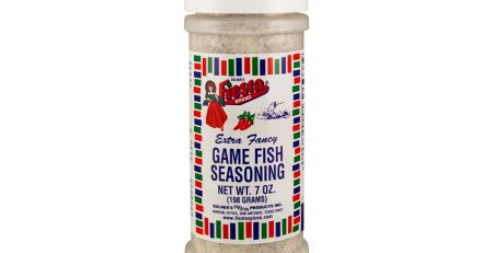 Game Fish Seasoning