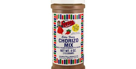 Chorizo Spice Mix - Salt Free