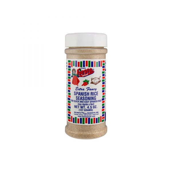 Spanish Rice Seasoning
