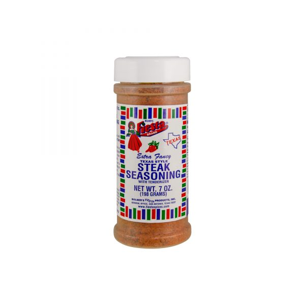 Texas Style Steak Seasoning