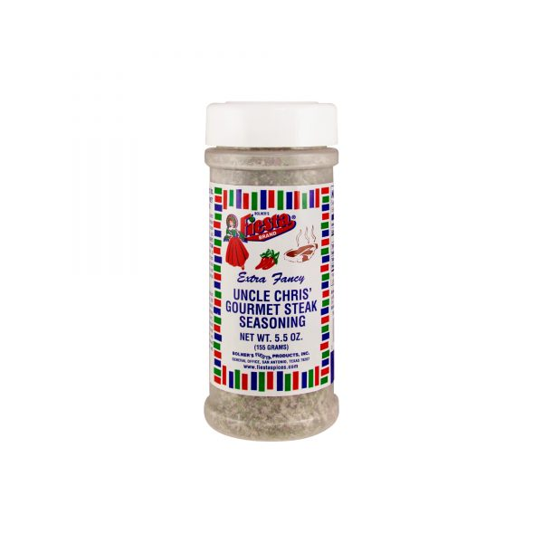 Uncle Chris' Gourmet Steak Seasoning