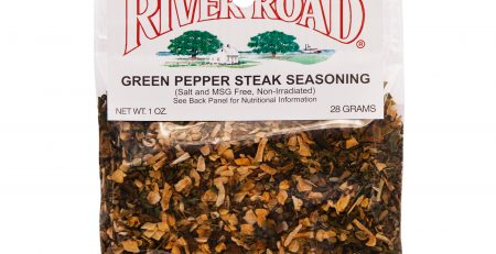 Green Pepper Steak Seasoning