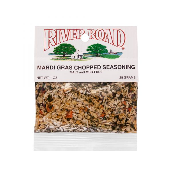 Mardi Gras Chopped Seasoning