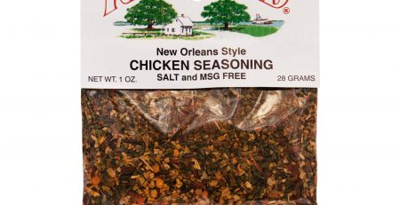 New Orleans Chicken Seasoning