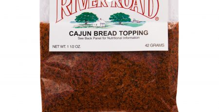 Cajun Bread Topping