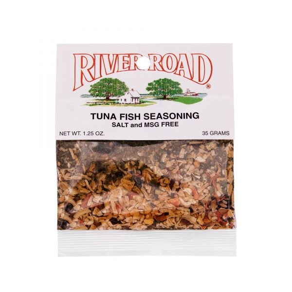 Salt Free Tuna Fish Seasoning